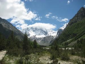 Место силы - Уллу-Тау Мать-гора