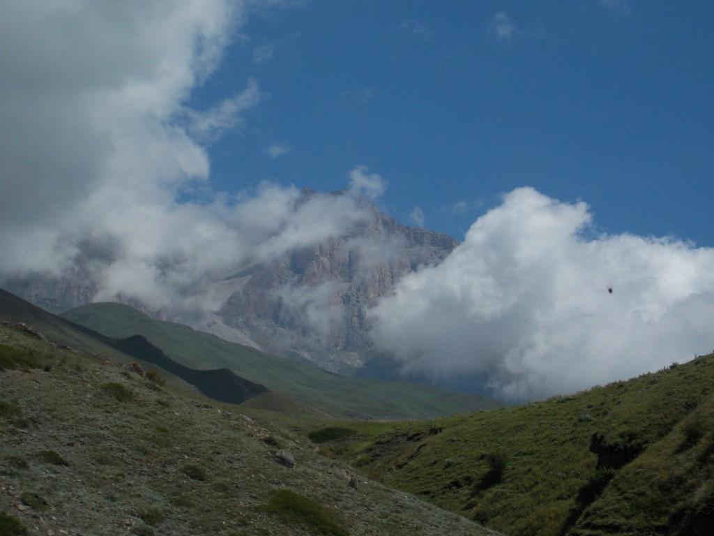 Белая гора Ак-кая Кабардино-Балкария места силы