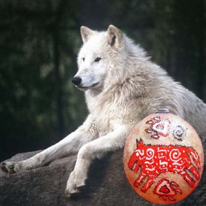 Тотем Волка оберег