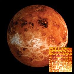 Магический квадрат Венеры