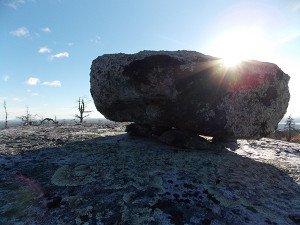Сейды горы Воттоваары