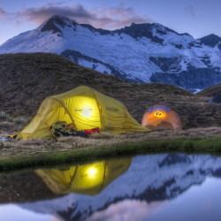 туристическая палатка на уллу тау