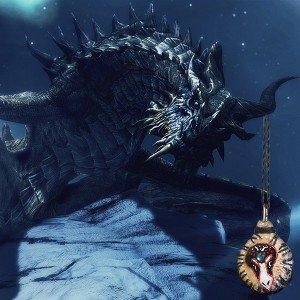 тотем дракон