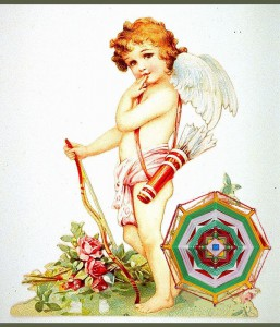 Бог Любви мандала индейская