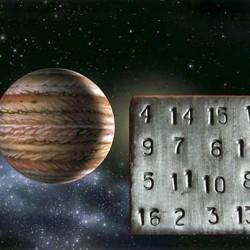 Квадрат Юпитера талисман