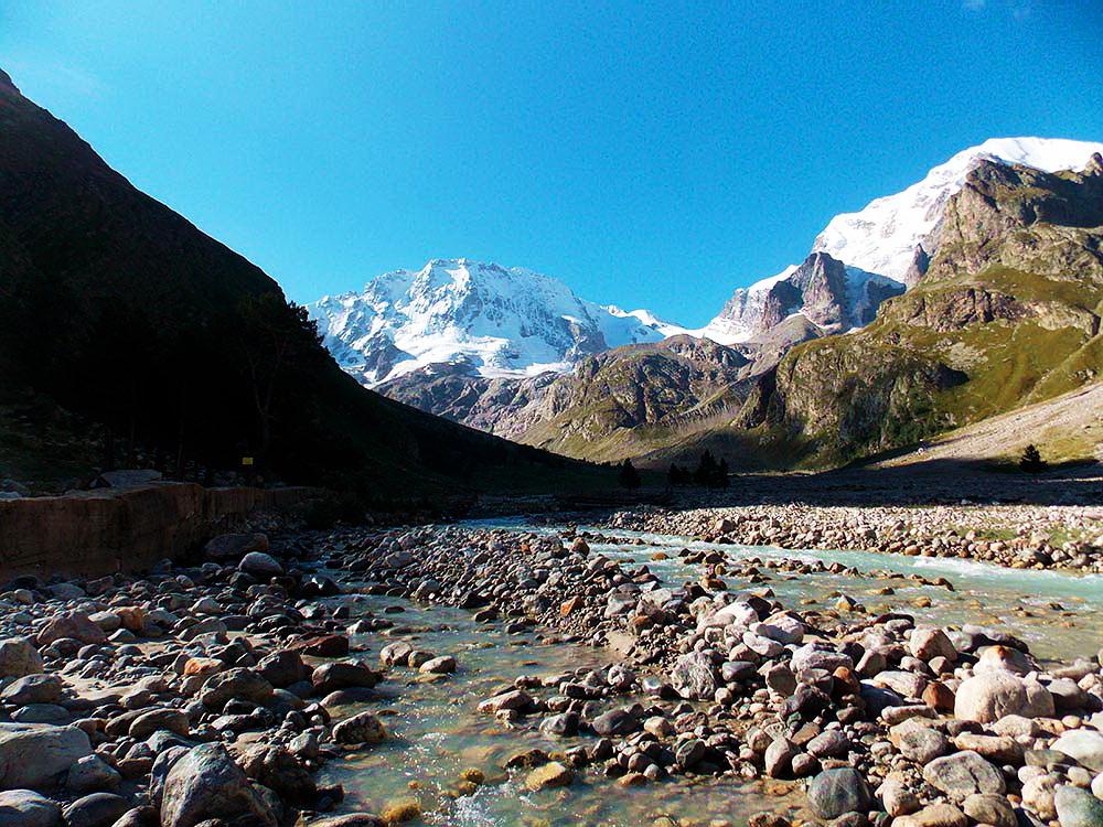 уллу-тау кабардино балкария кавказ горы