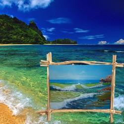 Картина Морская волна