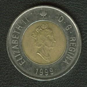 Монета для удачного путешествия