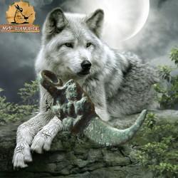 волк коготь старинный