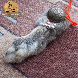 кроличья лапка оберег талисман