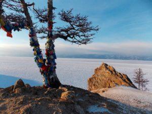 Путешествие на остров Ольхон озеро байкал