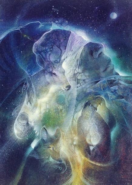 шаманские техники осознанное сновидение
