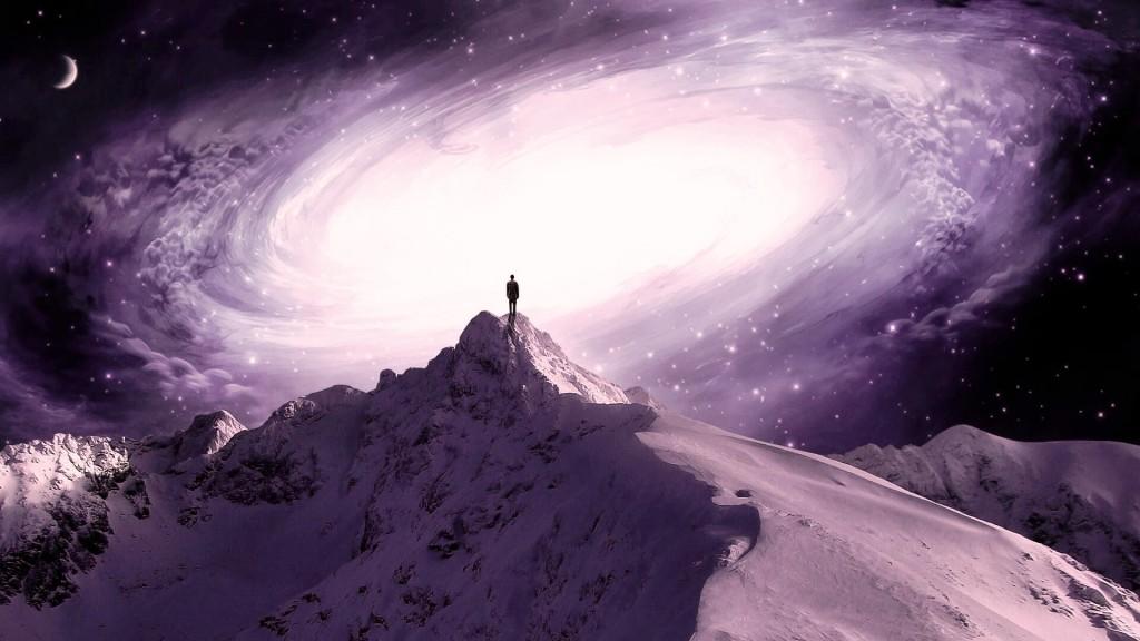 путь восхождения переход в другой мир