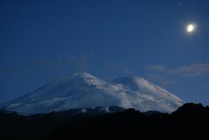 Гора Эльбрус Обитель Богов