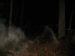 Духи на местах силы виденье