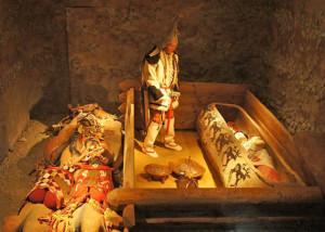 Погребение алтайской принцессы