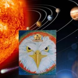 Солнце Орёл духовная картина
