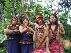 Индейцы хиваро