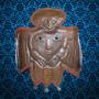 Шаманская маска пермский стиль
