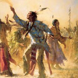 Индейцы картинка