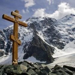 Православные кресты на местах силы