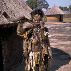 шаманы Зимбабве