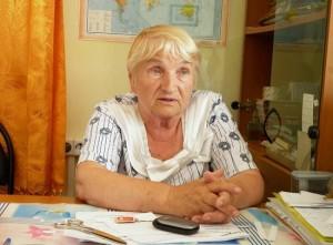 Капитолина Литвинова - директор музея