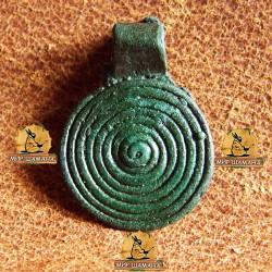 спираль воронка амулет 11-15 вв