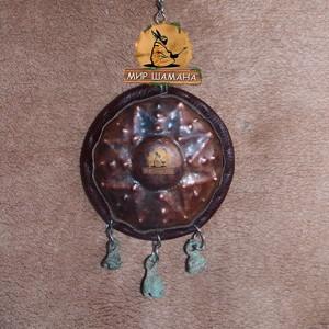 щит шамана солнце