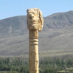 памятник горловому пению