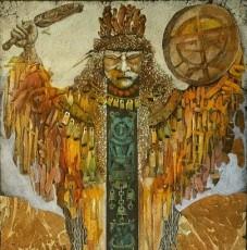 Верховный шаман Сибири очистит здание Госдумы от злых духов