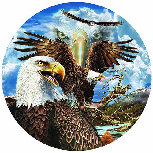 орёл шаманская картина виденье