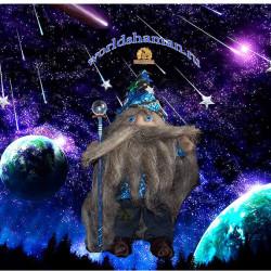 Кукла Звездочёт оберег для астролога