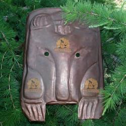 пермский звериный стиль маска медведь