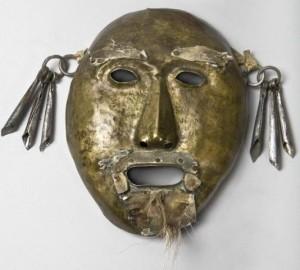 бурятская маска шамана