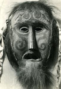 маски удыгейских шаманов