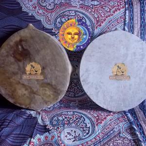 солнце и луна шаманские бубны