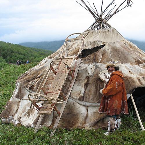 Праздник первой рыбы «Н'ан» отметили в корякском селе