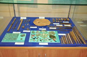 выставка шаманских предметов