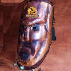 маска ритуальная дух камня