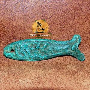 рыбка 5-6 в талисман рыбака