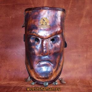 шаманская маска дух камня