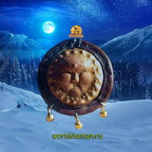 луна шаманское зеркало кузунгу