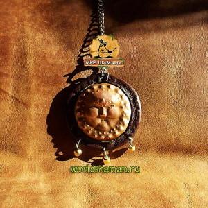 шаманское зеркало кузунгу луна