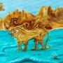 крым скифы золотой лев