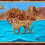 скифский лев крым картина