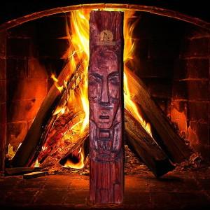 деревянный идол хранитель очага