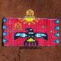 кондор из бисера индейский