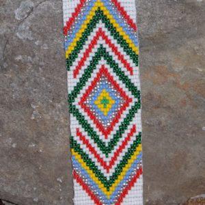 индейский браслет Ацтекская Принцесса