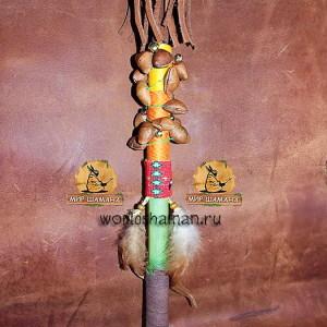 шаманская шумелка маракас